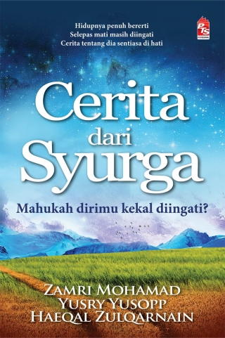 Info buku Cerita Dari Syurga